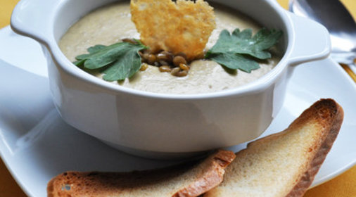 Суп с редькой рецепт с фото