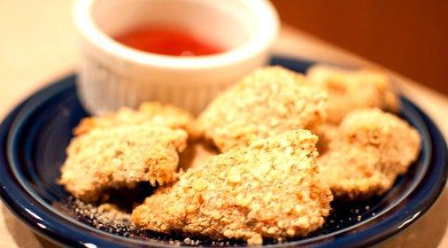 куриные наггетсы пошаговый рецепт с фото