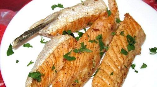 Кулинарные рецепты с фотографиями пошагового приготовления закуски из брюшков семги