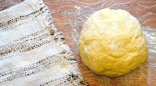 Тесто для пасты с пошаговым