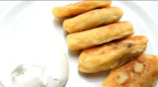 Картопляники с капустой рецепт с фото