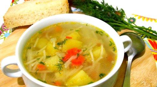 Сварить куриный суп рецепт с фото