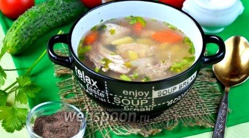 Пошаговый Простой Рецепт Ухи из сома с фото для приготовления в домашних условиях
