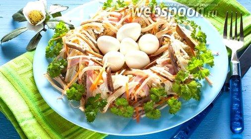Ласточкино гнездо рецепт пошаговый