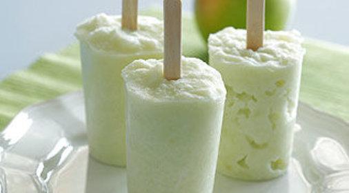 Яблочное мороженое в домашних условиях