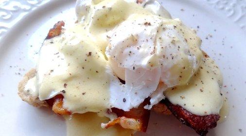 Яйцо по бенедиктински рецепт с фото