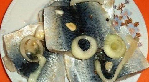 Пошаговый рецепт с фото селедка хе