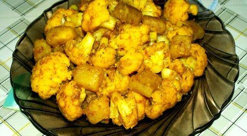 Капуста картошкой рецепт фото