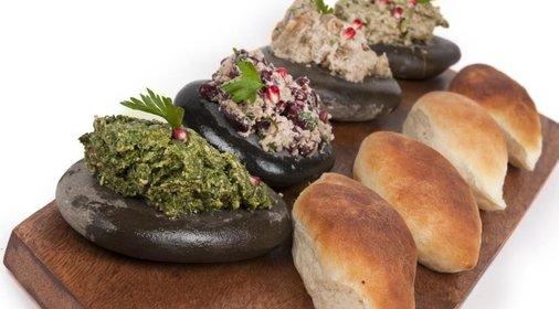 Грузинские холодные овощные закуски фото