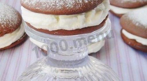 пирожное вупи рецепт с фото