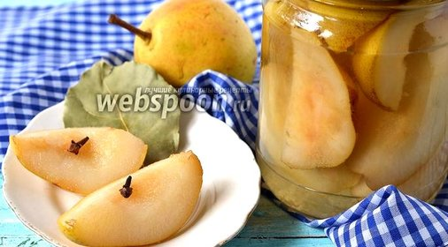 Рецепты грушами пошаговым фото