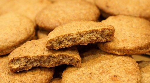 Овсяное печенье 75 рецептов  фото рецепты  ГотовимРУ