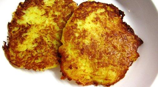 Драники картофельные луком рецепт фото