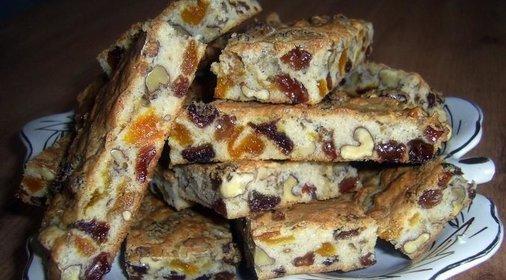 Пирожное мазурка рецепт