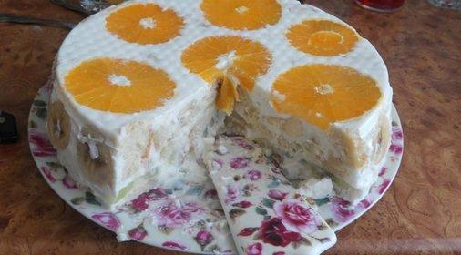 Хорошие рецепты тортов с фото