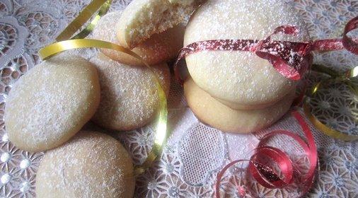 Воздушные печенья рецепт пошагово