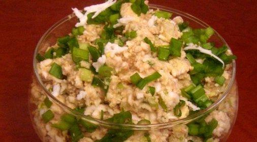 Печень трески салат рецепты фото простые