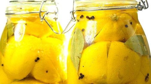 Рецепт соленых лимонов с фото