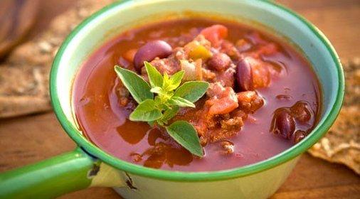 Суп крестьянский с фасолью рецепт