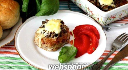 Бифштекс из индейки рецепты