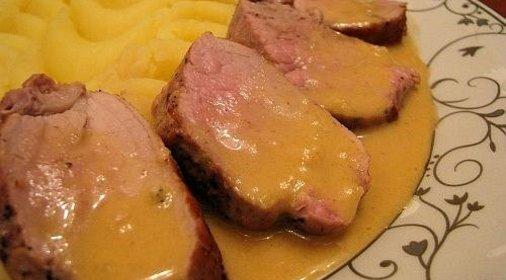 Соус для отварного мяса или сосисок - кулинарный рецепт