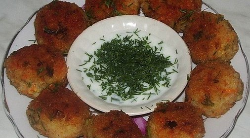Рисовые шарики рецепт с фото пошагово