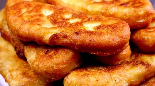 Теста на жареные пирожки пошагово фото