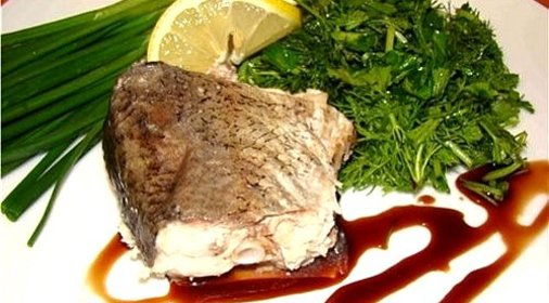 рыба минтай на пару рецепт с фото